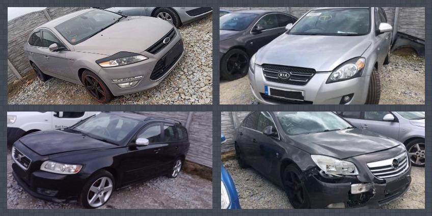 Поступлення авто Ford Mondeo 4, Kia Ceed, Volvo V50, Opel Insignia